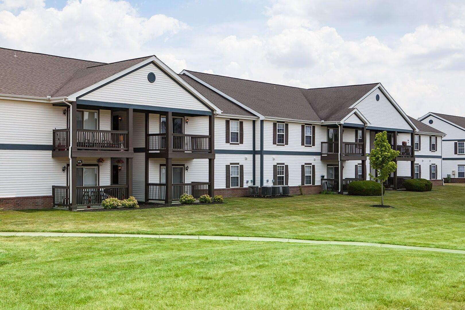 Jefferson Chase  Apartments in Blacklick Ohio