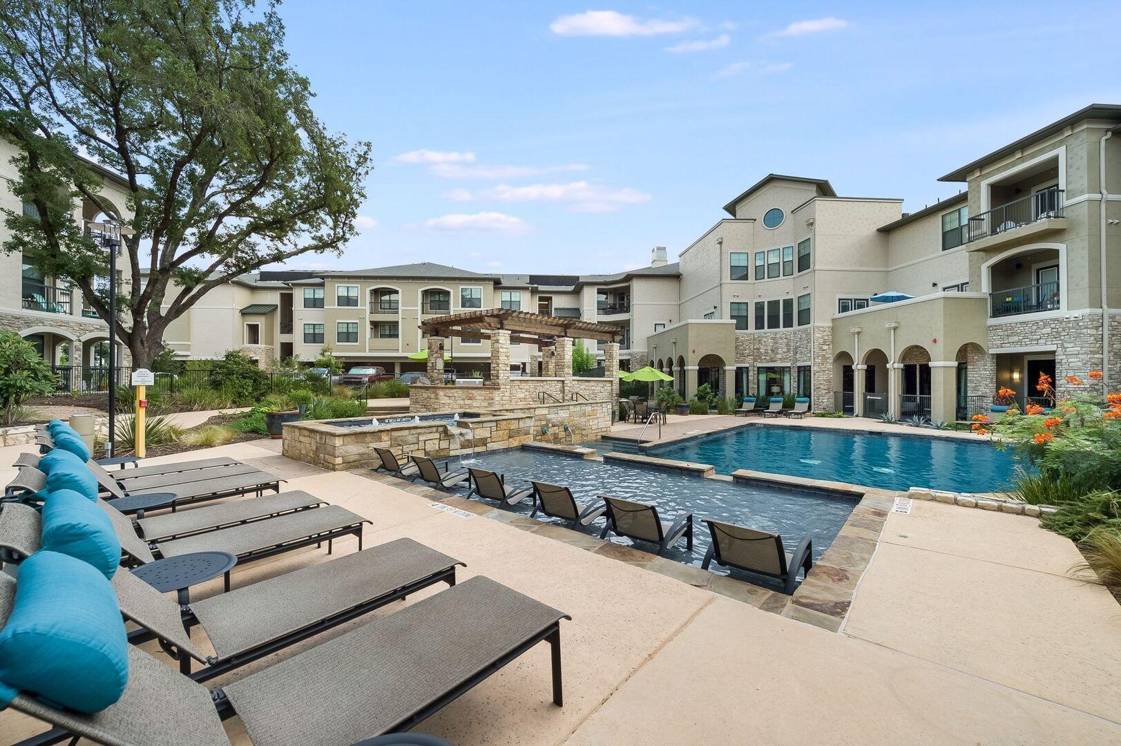 Brackenridge At Midtown Apartments Downtown San Antonio