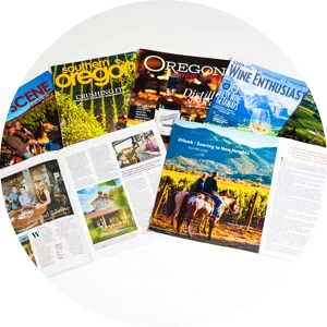 2Hawk Vineyard and Winery Marketing Collateral and Publications