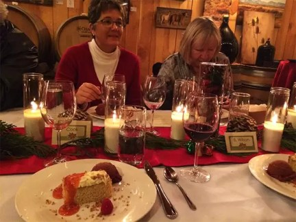 Winemaker Dinner at ​Plaisance Ranch, Williams, OR