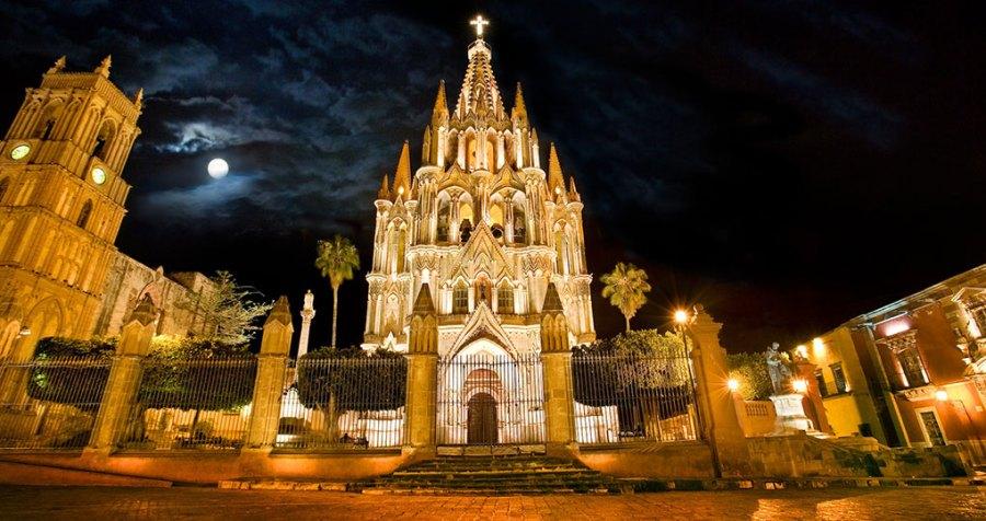 Resultado de imagen para Parroquia San Miguel de Arcangel