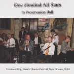 Doc Houlind All Stars in Preservation Hall