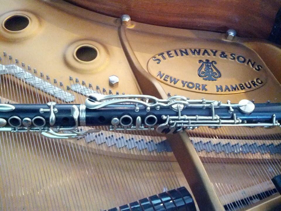 Steinway & Selmer(s)