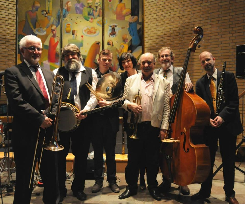 Doc Houlind Band in Sorgenfri Kirke