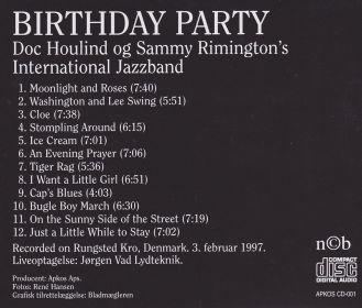 Birthday Party - B