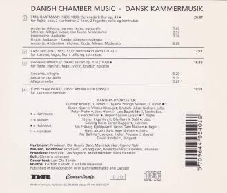 Danish Chamber Music - B