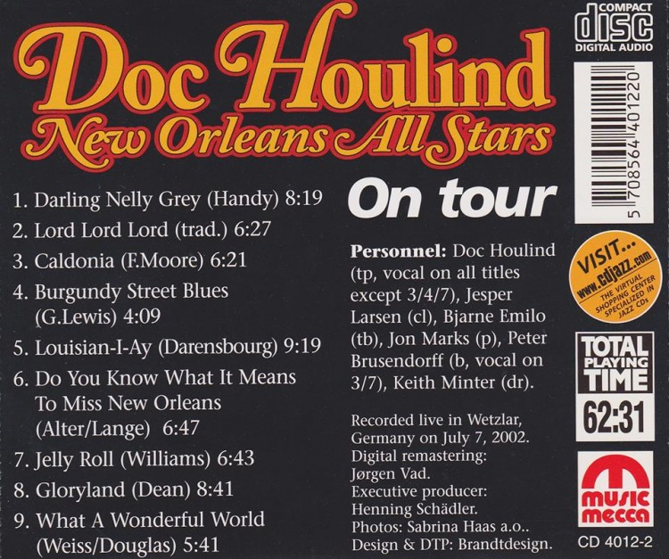 Doc Houlind Band
