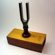 Diapason Normal, Koenig's tuning fork, copy
