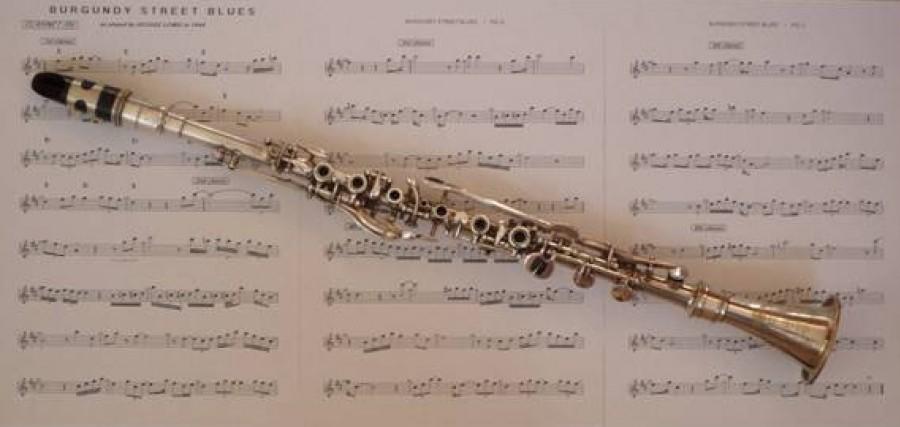 Penzel mueller clarinet