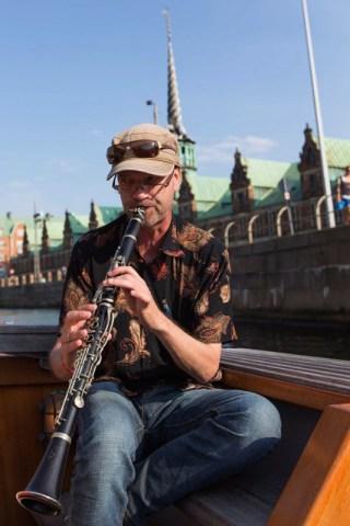 New Orleans Jazz til søs