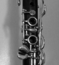 Daterer et buffet klarinet