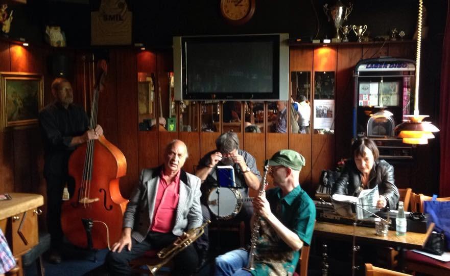 Jazz at Café Smil