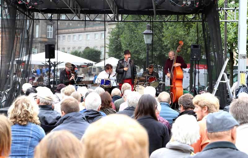 Copenhagen Jazz Festival på Højbro Plads