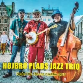 Højbro Plads Jazz Trio cover