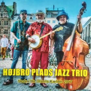 Højbro Plads Jazz Trio