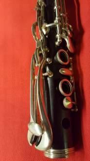 Elegant lever design