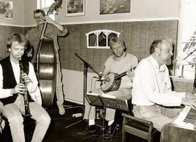 New Orleans Rhythm Boys - 1987