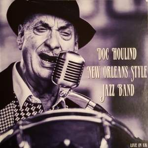 Doc Houlind - Live in UK Jesper Capion - New Orleans Jazz