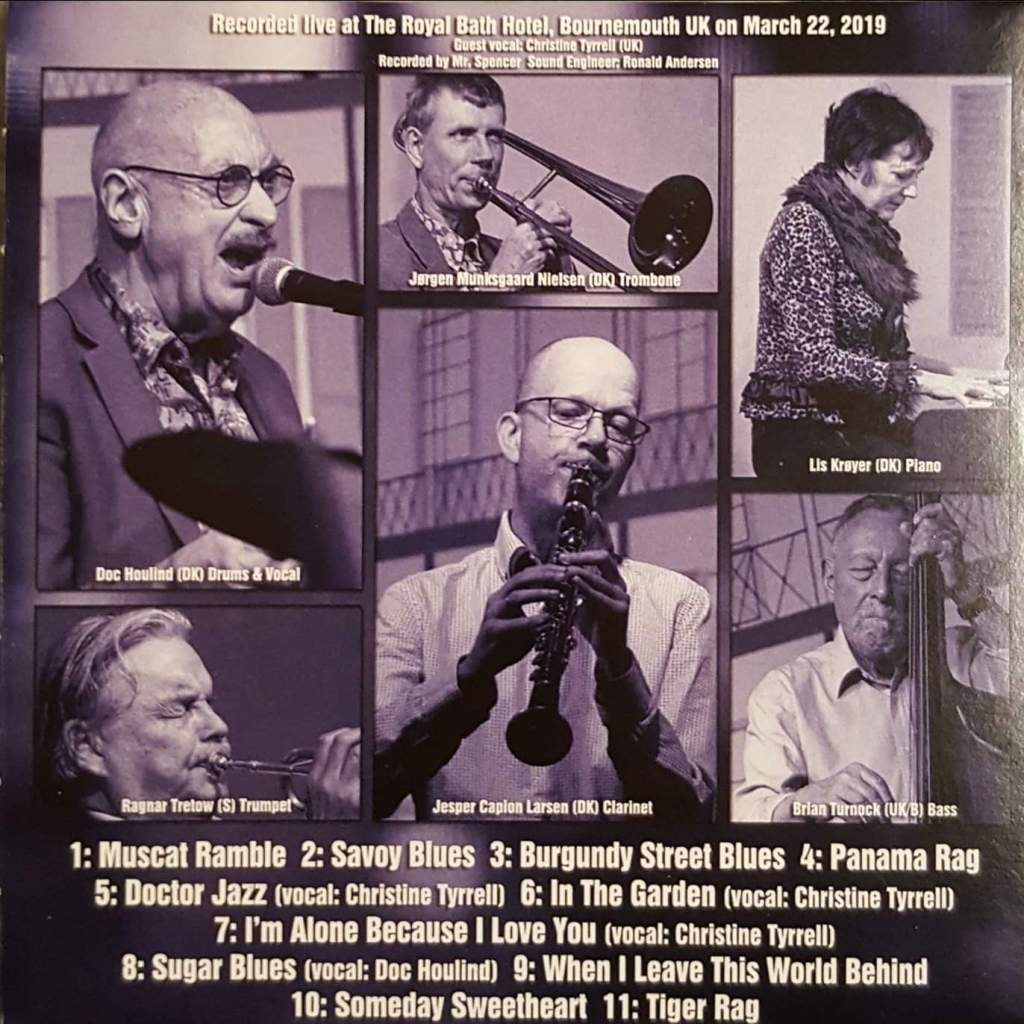 Doc Houlind - Live in UK