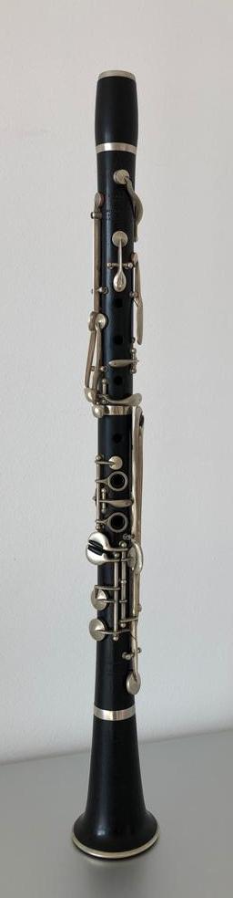 E. J. Albert Albert system clarinet