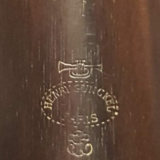 Logo, Henry Gunckel Paris
