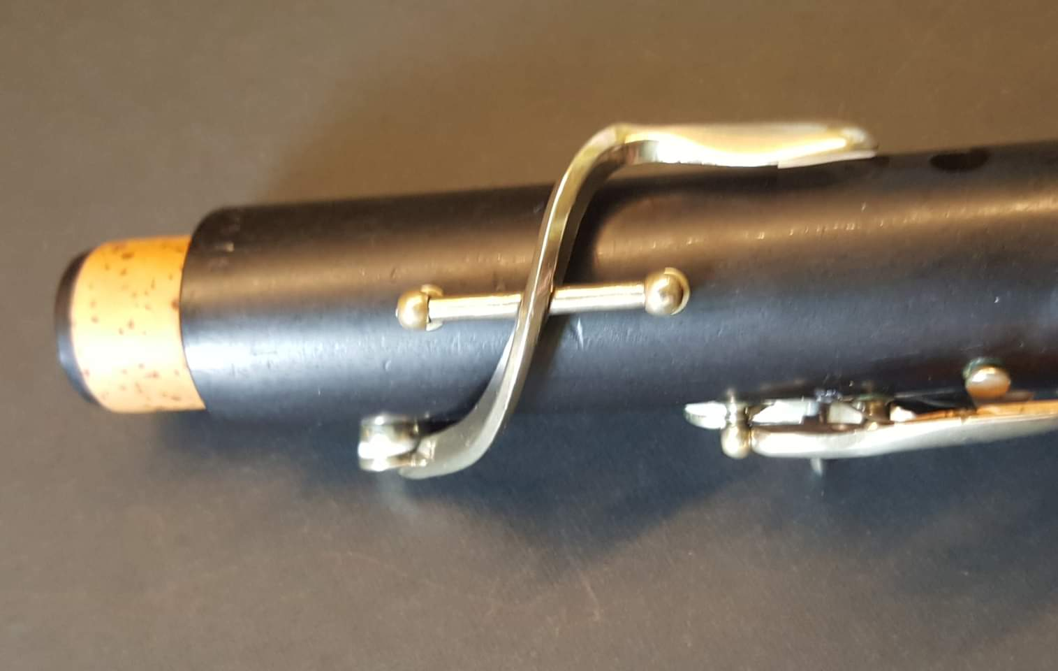 Wrap-around register key