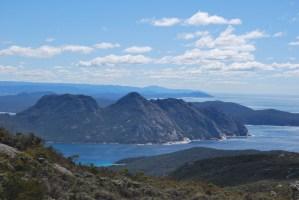 Tasmanie : Randonnée au Freycinet National Park
