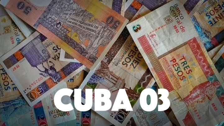 CUBA 03 : explication de la monnaie CUC / CUP