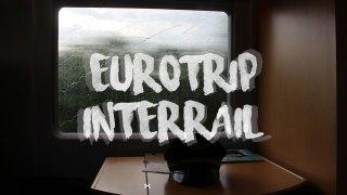 L'Europe en train avec Interrail : conseils et itinéraire