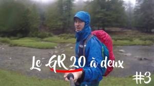 Etape 3 : de Basseta à  Col de Verde - Le GR20 en 8 jours du Sud au Nord