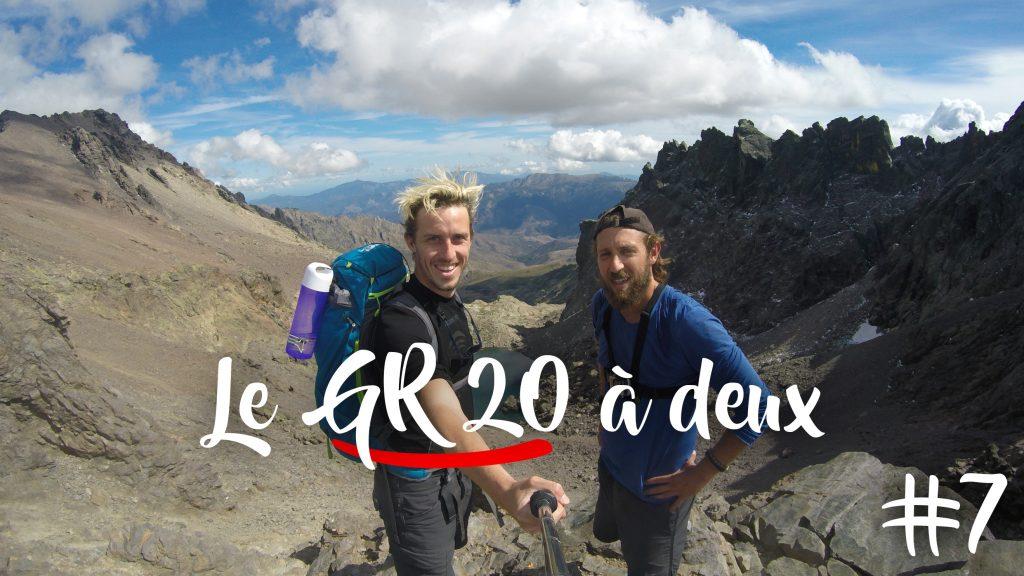 Mont bocca crucetta GR20