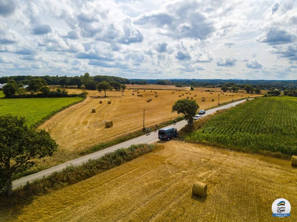 Van champs de blé