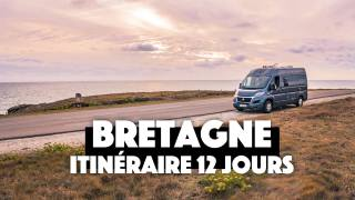 Roadtrip Camping-car : Itinéraire Bretagne 12 jours
