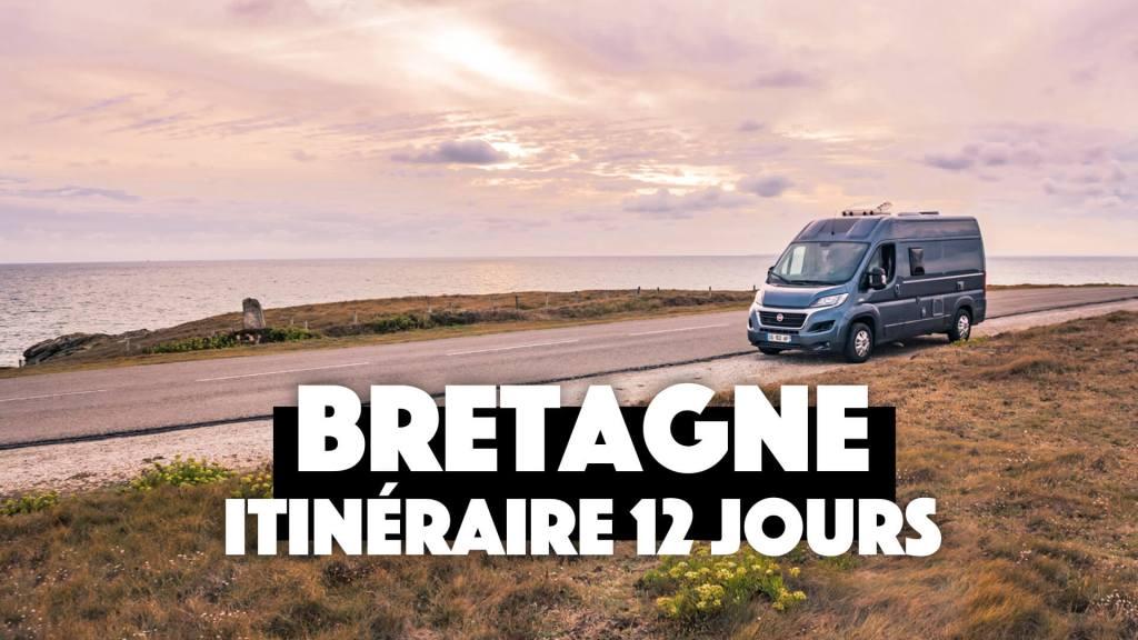 Roadtrip Bretagne : Itinéraire 2 semaines