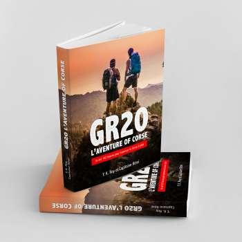 Livre GR20 L'Aventure of Corse