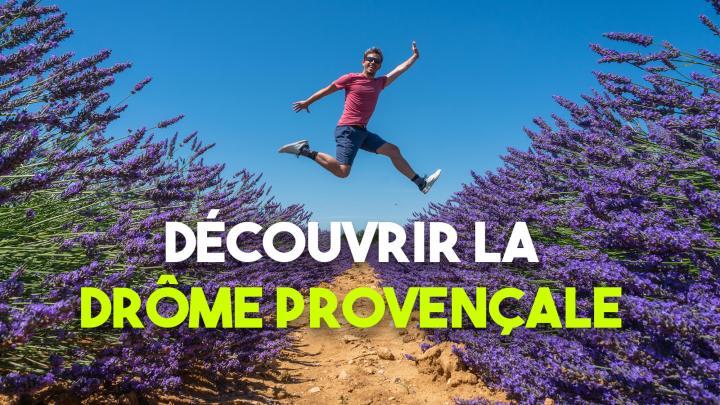 Roadtrip Drôme Provençale : Où voir de la lavande ?
