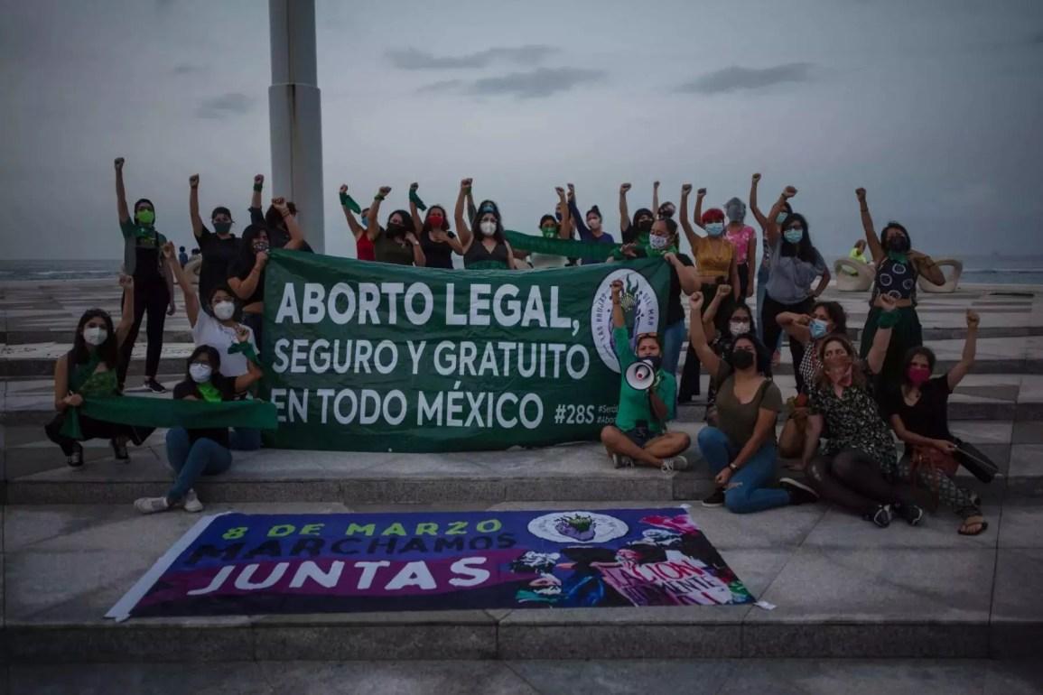 En Veracruz es legal el aborto