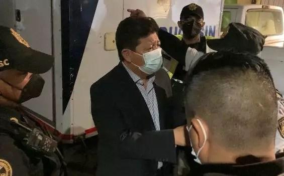 """Cayetano va al """"Torito"""""""
