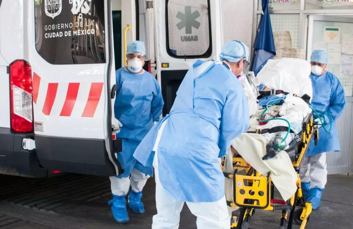 Hospitales reportan saturación por covid