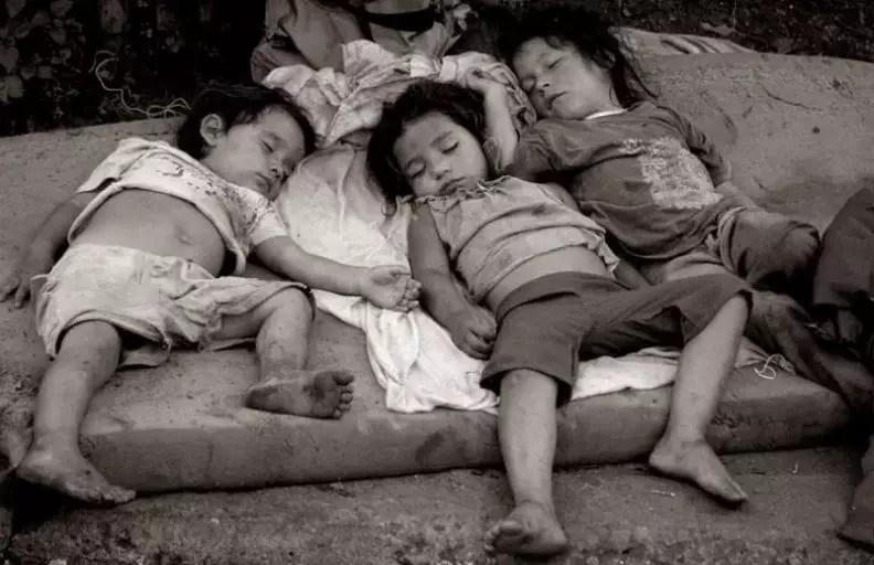 Niños en orfandad