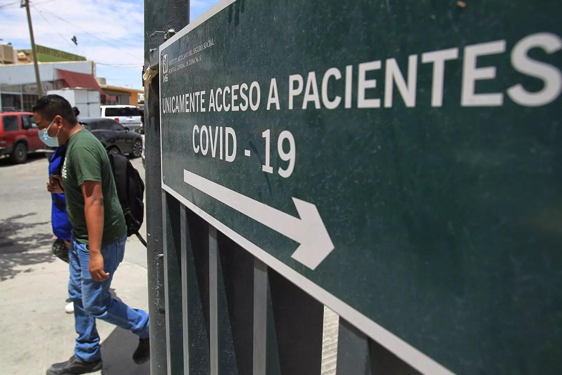 Ciudad de México en riesgo por COVID-19