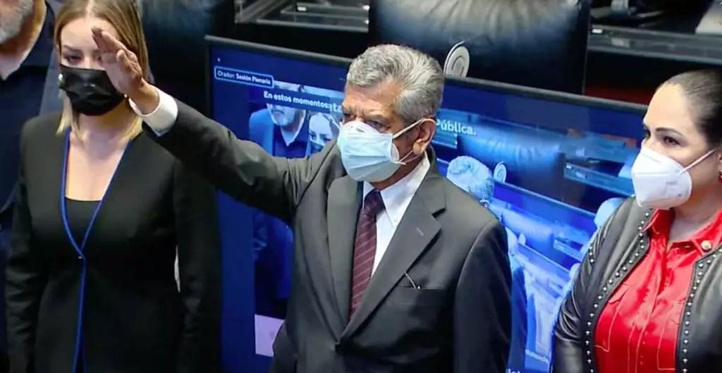 Ratifican a Salcedo como titular de la SFP