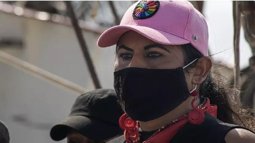 El rostro trans del EZLN