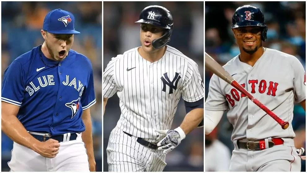 Yankees, Boston y Blue Jays acechan el Comodín en la Americana
