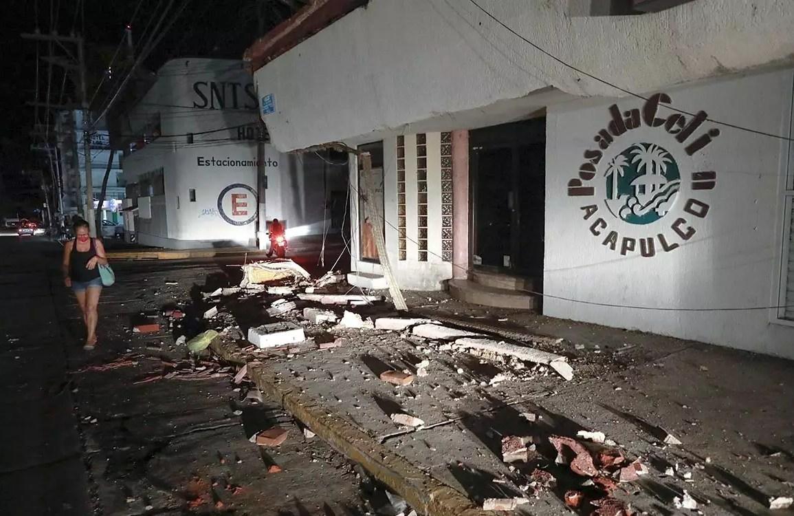 Daños en Guerrero