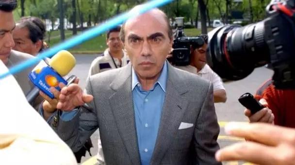 Juez ordena a FGR retirar ficha roja vs Nacif