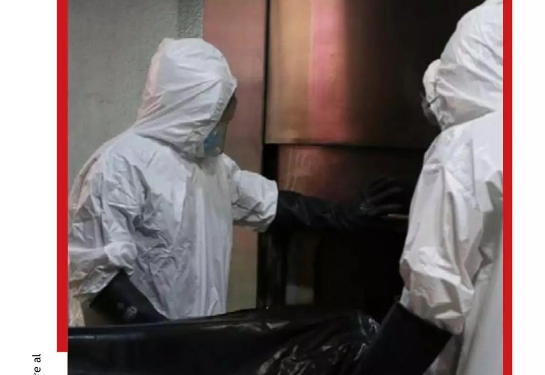 CDMX llega a 50 mil muertes por pandemia