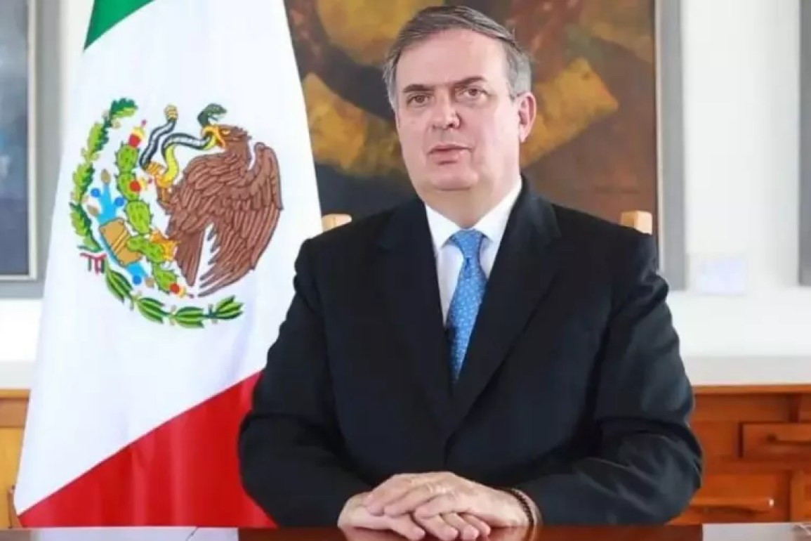 Marcelo Ebrard va por la Presidencia en 2024