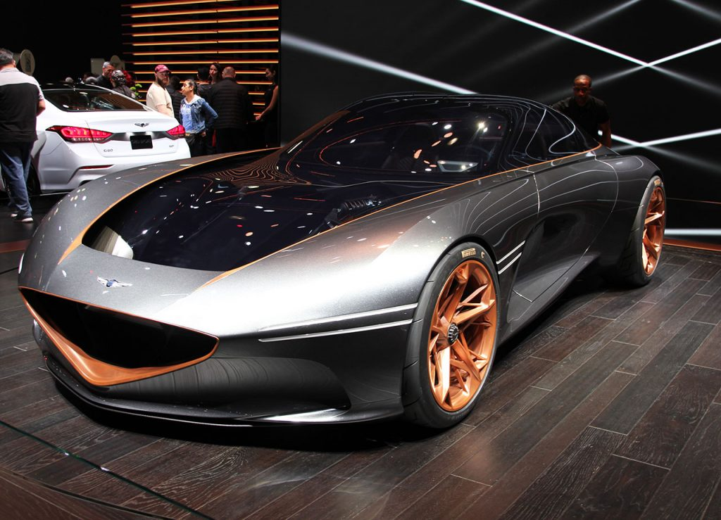 5 Coolest Concept Cars Of 2018 Capital Motor Cars