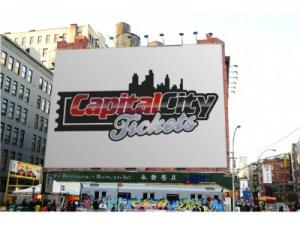 Capital City Tickets